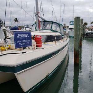 Used Island Packet Cat Catamaran Sailboat For Sale
