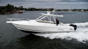 Used Intrepid 310 Walkaround REPOWERED Center Console Fishing Boat For Sale