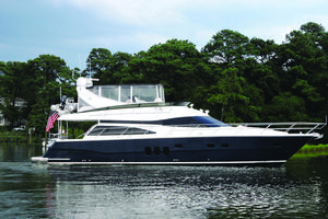 Used Neptunus Flybridge with Euro Transom Motor Yacht For Sale