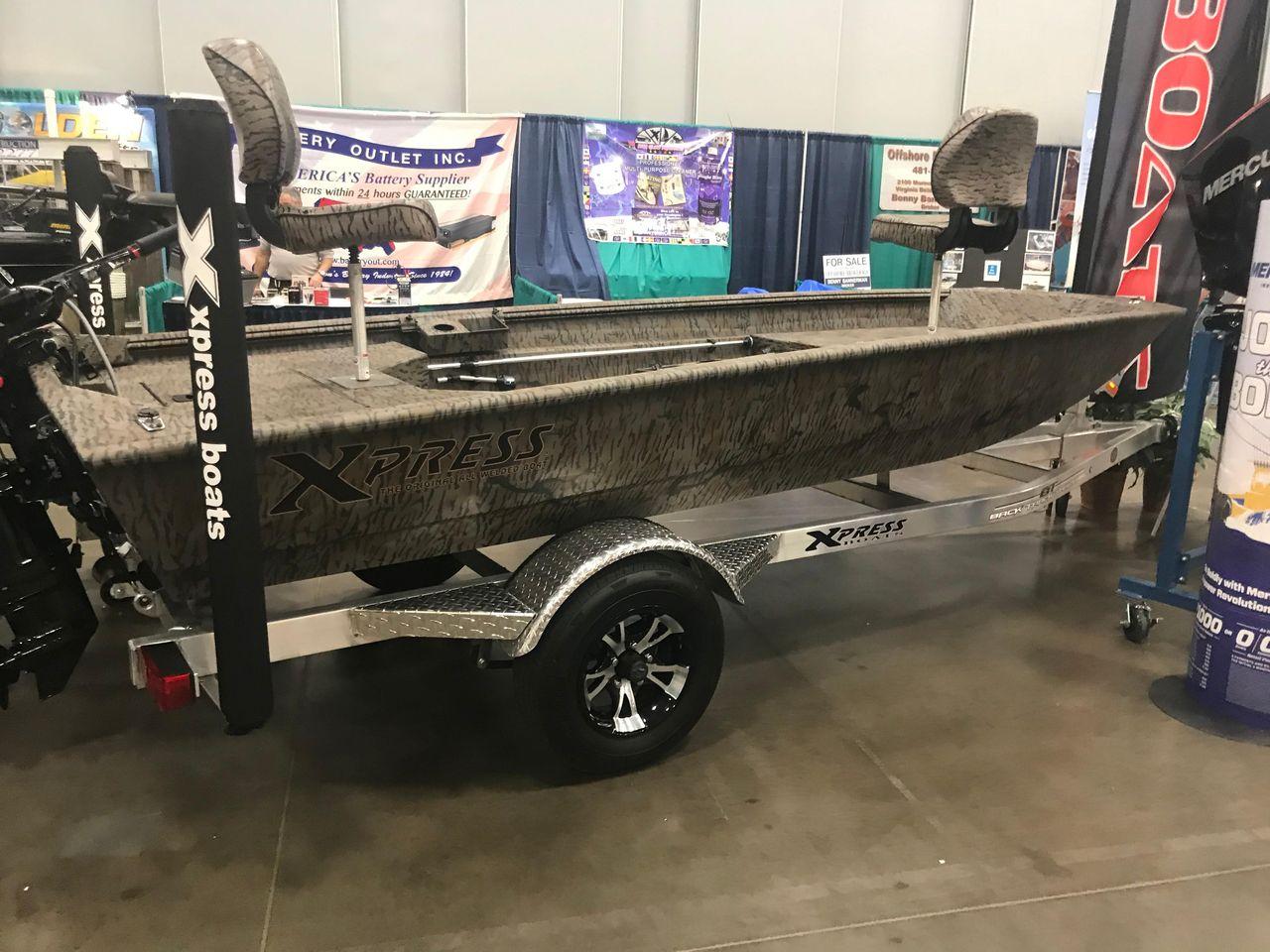 2019 Used Xpress H15DBXH15DBX Jon Boat For Sale - $9,900 - Norfolk