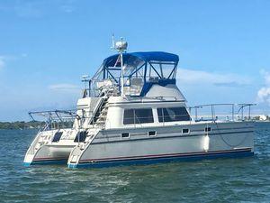 Used Pdq Passagemaker Power Catamaran Boat For Sale