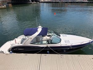 Used Formula 350 Sun Sport Cruiser Boat For Sale