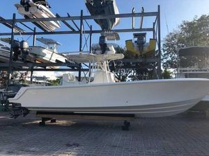 Used Seavee 32 Open Saltwater Fishing Boat For Sale