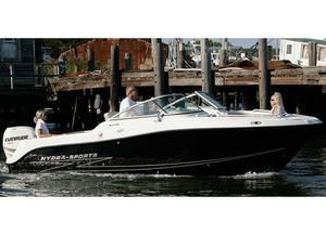 Used Hydra-Sports 2300 DC Bowrider Boat For Sale