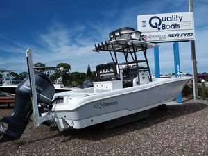 New Crevalle 26 Bay Center Console Fishing Boat For Sale