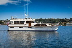 Used Pacemaker Flushdeck Motor Yacht For Sale
