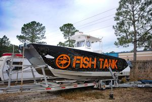 Used Gravois 30 Catamaran Center Console Fishing Boat For Sale