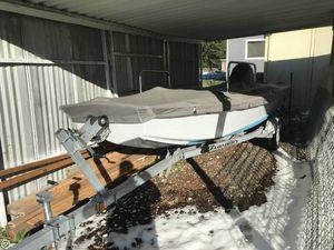 Used Devlin Designing Boat Builders 15 Cackler Skiff Fishing Boat For Sale
