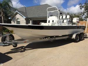 Used Shallow Sport Modified V 24 Bay Boat For Sale