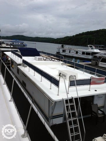 Used Somerset 63 Houseboat House Boat For Sale