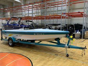 Used Malibu 195 SKIER EURO F3195 SKIER EURO F3 Ski and Fish Boat For Sale