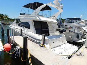 Used Cruisers Yachts 50 Sedan Bridge Motor Yacht For Sale
