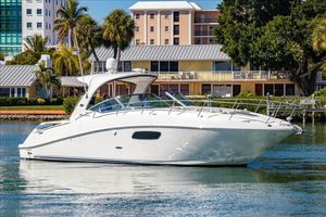 Used Sea Ray 350/370 Sundancer Express Cruiser Boat For Sale