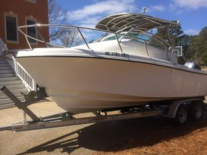 Used Edgewater 225 Express Cruiser Boat For Sale
