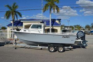New Parker 2320 SC2320 SC Pilothouse Boat For Sale