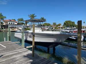 Used Stamas 270 Tarpon Center Console Fishing Boat For Sale
