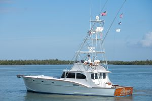 Used Brownell 50 Sportfish Sports Fishing Boat For Sale