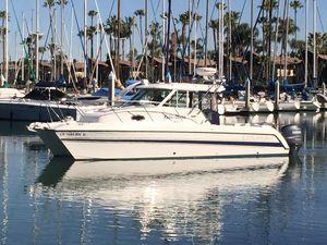Used Glacier Bay 2685 Coastal Runner Power Catamaran Boat For Sale