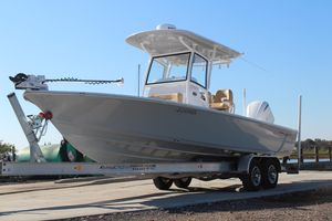 Used Sportsman 267 Center Console Fishing Boat For Sale