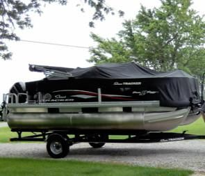 Used Sun Tracker Bass Buggy 18 DLXBass Buggy 18 DLX Pontoon Boat For Sale