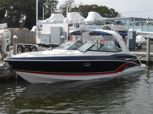Used Formula 330 Crossover Bow Rider Cuddy Cabin Boat For Sale