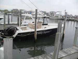 Used Sailfish 270 CC Sports Fishing Boat For Sale