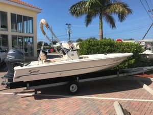 Used Scout 177 Sport Center Console Fishing Boat For Sale