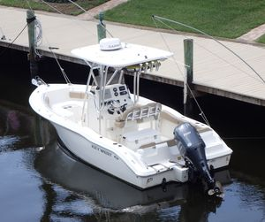 Used Key West 219 FS With Warranty Through 9/18/20219 FS With Warranty Through 9/18/20 Saltwater Fishing Boat For Sale