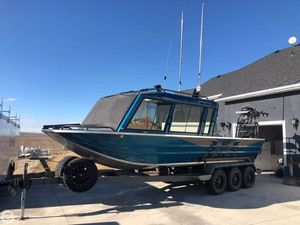 Used Bwc 26 Gatling Twin Jet Boat For Sale