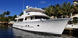 Used Outer Reef Yachts LRC Cockpit Motor Yacht Motor Yacht For Sale