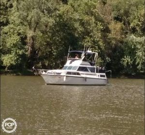 Used Marinette 37 AC Aft Cabin Boat For Sale