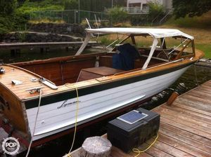 Used Lyman 25 Antique and Classic Boat For Sale