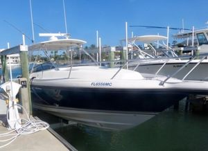 Used Intrepid 348 Walkaround Center Console Fishing Boat For Sale