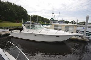 Used Tiara 3600 Open W/2007 Engines Express Cruiser Boat For Sale