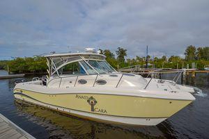Used World Cat 320 EC Power Catamaran Boat For Sale