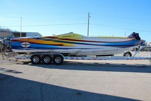 Used Cigarette Top Gun High Performance Boat For Sale