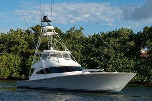 Used Viking 72 Convertible Fishing Boat For Sale
