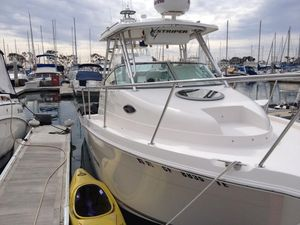 Used Striper 2601 Limited Edition Sports Fishing Boat For Sale