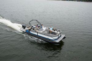 New Starcraft MX 25 L DCMX 25 L DC Pontoon Boat For Sale
