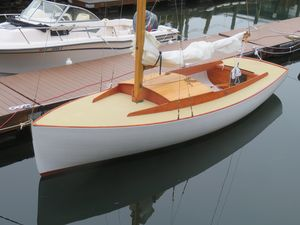 Used Northeast Challenger Daysailer Sailboat For Sale