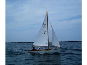 Used Buzzards Bay 14 Daysailer Sailboat For Sale