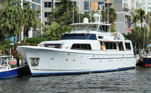 Used Cheoy Lee Motor Yacht For Sale