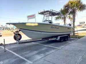Used Triton 2486 Center Console Fishing Boat For Sale