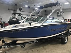Used Mastercraft X14X14 Ski and Wakeboard Boat For Sale