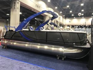 New South Bay 523SB2 w/Arch523SB2 w/Arch Pontoon Boat For Sale