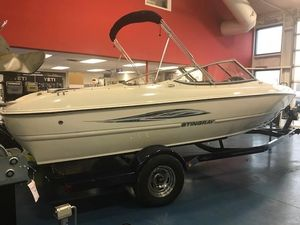 Used Stingray 195RX195RX Bowrider Boat For Sale