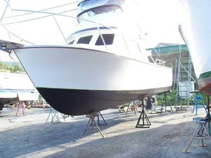 Used Blackman Billfisher Sports Fishing Boat For Sale