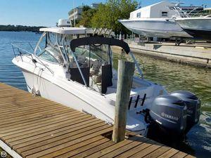 Used Wellcraft 252 Coastal Walkaround Fishing Boat For Sale