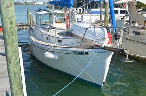 Used Cape Dory 300 Motorsailer Sailboat For Sale