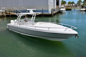 Used Intrepid 323 Cuddy Center Console Fishing Boat For Sale